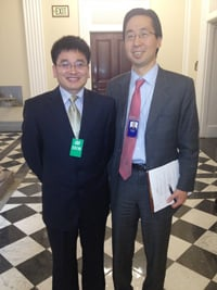 Foxit Meets with the White House Business Council