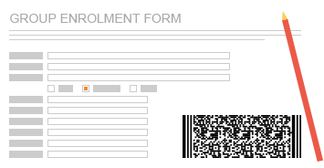 2-D Barcodes for Paper Forms — Say goodbye to errors in paper-forms processing