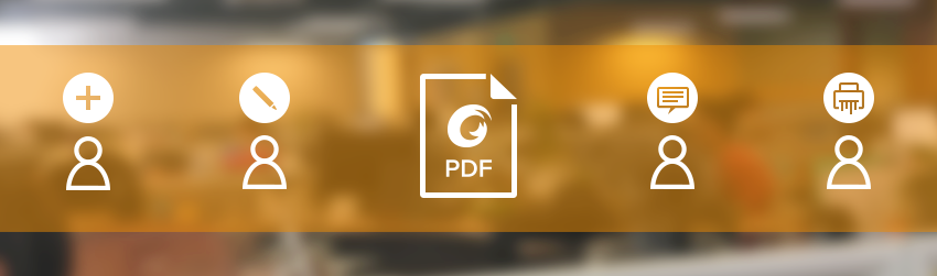 How PDF helps collaboration