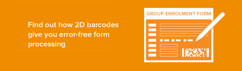 Webinar: PDF + 2D barcodes = A Data Collection Winner!