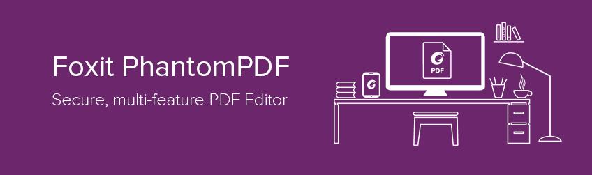 How Foxit PhantomPDF knocks out Adobe Acrobat