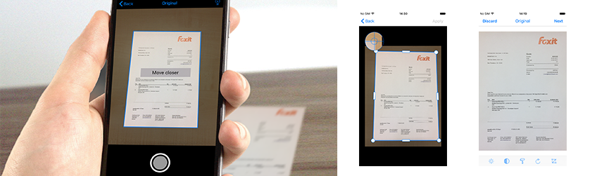 Mobile scanning solutions with the quality you need