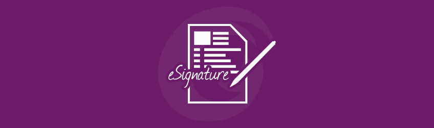 What a true eSignature gives you