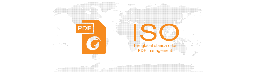 ISO: The global standard for PDF management