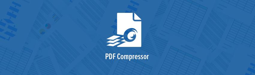 PDF Compressor makes documents more accessible