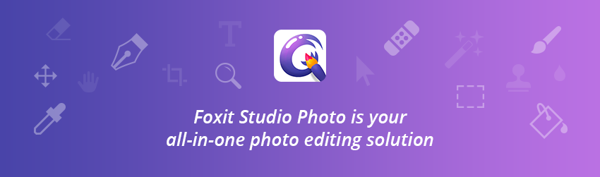 Foxit Studio Photo is your all-in-one photo editing solution