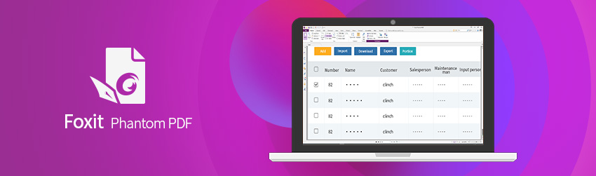 Designing Interactive PDF Forms From Scratch