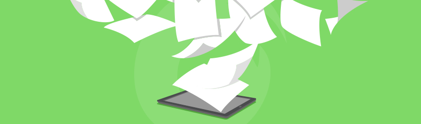 Go paperless in 5 simple steps