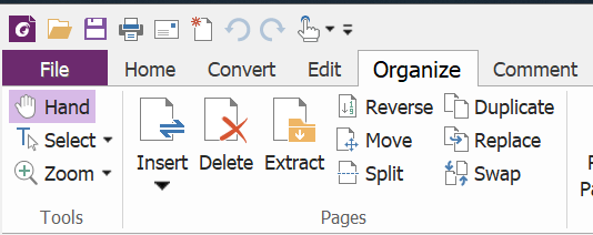 organize-extract