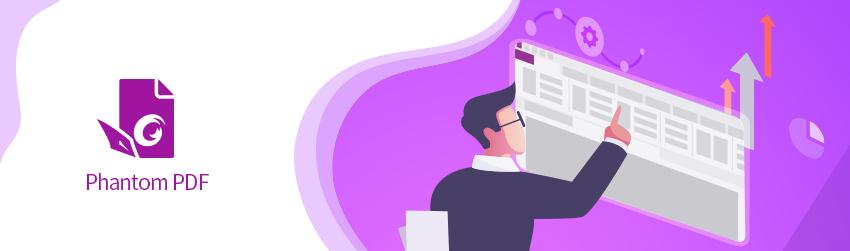Get more efficient using tabs in PhantomPDF