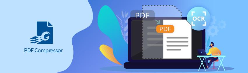 Reicht ein kostenloser Online-PDF-Kompressor für mich aus?