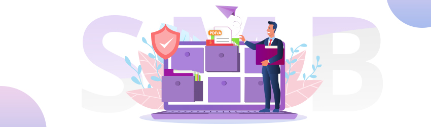 Why SMBs need an archiving solution