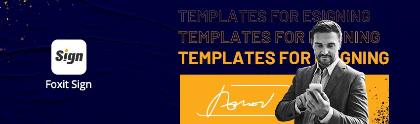 How to Create PDF Document Templates for eSigning