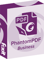 PDF Editor - PhantomPDF Business