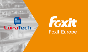 Introducing Foxit Europe