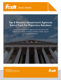 Top 8 Reasons Government Agencies Select Foxit For Paperless Solutions