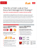 Time for a Fresh Look at Your Document Management Strategy?
