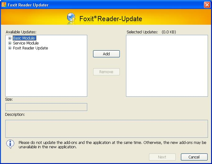 foxit reader  win7 64