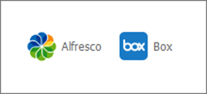 Integrate Box and Alfresco