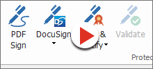 Sign Documents with PDF Sign