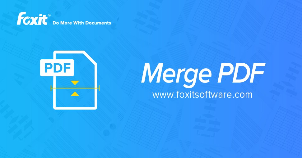 Merge PDF Online - Combine PDF Files for Free | Foxit Software