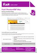 Foxit PDF Editor Mac