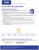 Foxit PDF Security Suite