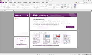 PhantomPDF: A Multi-Feature PDF Editor