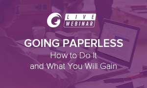 Going Paperless: How to Do It and What You Will Gain