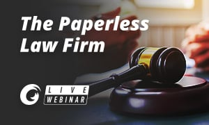The Paperless Law Firm
