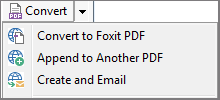 Create PDFs from Chrome, IE, and Firefox