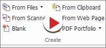 Create Industry-Standard PDF