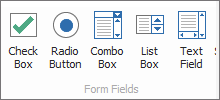 Create PDF Forms