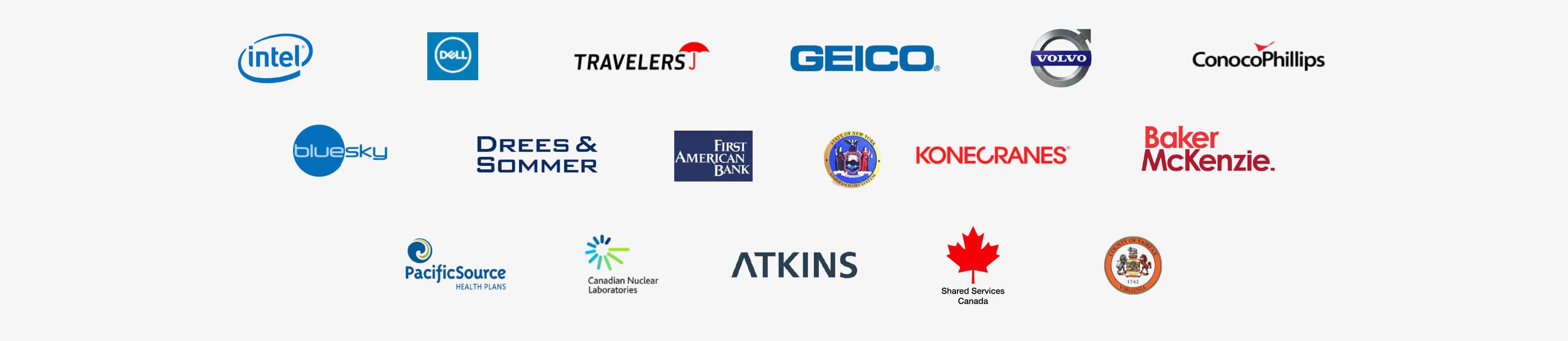 Foxit Customer Logos 2019