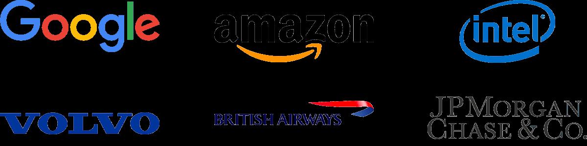 Foxit Customer Logos