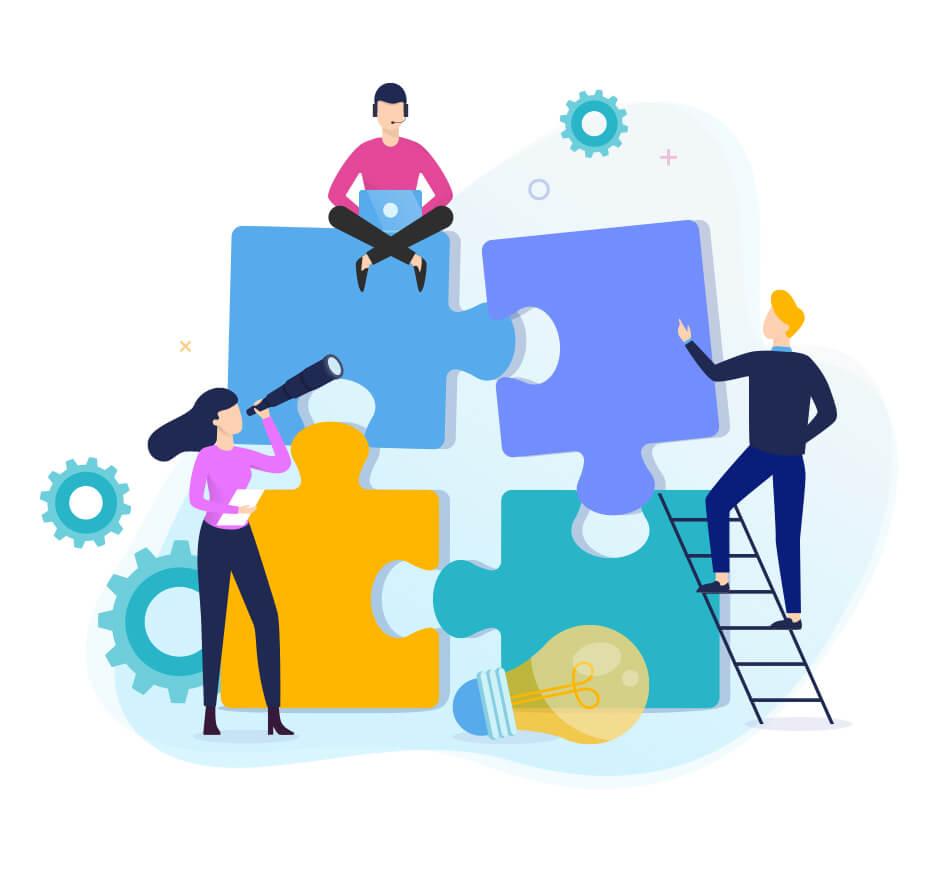 Сотрудники, изучающие факты, связанные со специальными возможностями в документах