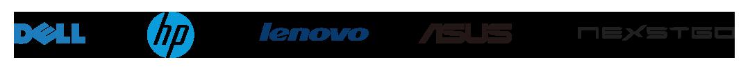 Logotipos de parceiros OEM da Foxit