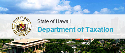 State of Hawaii Department of Taxation